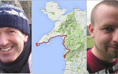 Tywyn to Bardsey Island walk